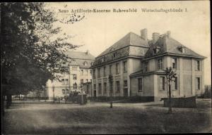 Ak Hamburg Altona Bahrenfeld, Neue Artillerie Kaserne, Wirtschaftsgebäude I