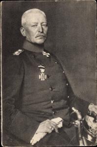 Ak Reinhard von Scheffer Boyadel, General der Infanterie