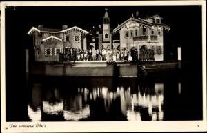 Ak Koblenz in Rheinland Pfalz, Operettenfestspiele auf dem Rhein, Im weissen Rössl, Festspielkarte