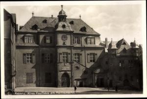 Foto Ak Koblenz in Rheinland Pfalz, Altes Kaufhaus, Florinsmarkt