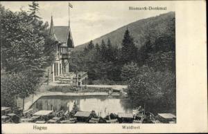Ak Hagen in Westfalen, Waldslust