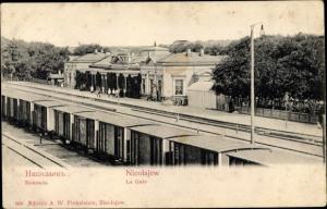 Ak Mykolajiw Nikolajew Ukraine, Bahnhof