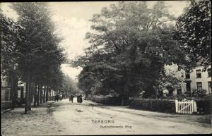Ak Terborg Gelderland, Doelinchemscheweg