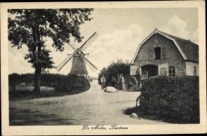 Ak Lunteren Ede Gelderland, De Molen