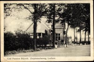 Ak Lochem Gelderland, Cafe Pension Biljardt, Zutphenscheweg