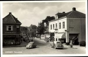 Ak Lochem Gelderland, Nieuwstad, Auto