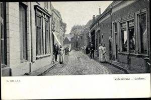 Ak Lochem Gelderland, Molenstraat