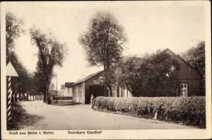 Ak Holm in Holstein, Dunckers Gasthof