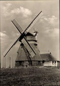 Ak Dorf Mecklenburg, Windmühle