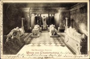 Ak Berlin Charlottenburg, Mausoleum