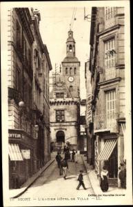 Ak Niort Deux Sèvres, L'Ancien Hotel de Ville