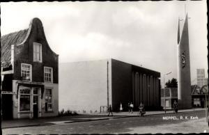 Ak Meppel Drenthe Niederlande, Römisch Katholische Kirche
