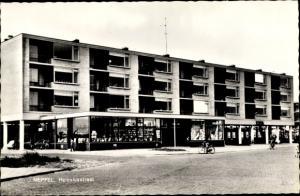 Ak Meppel Drenthe Niederlande, Heinsiusstraat
