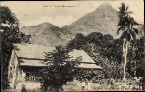 Ak Tahiti Ozeanien, Station Missionnaire