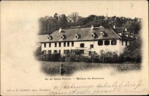 Ak Île St. Pierre Seychellen, Maison du Reveceur