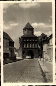 Ak Ribnitz Damgarten Mecklenburg Vorpommern, Rostocker Tor