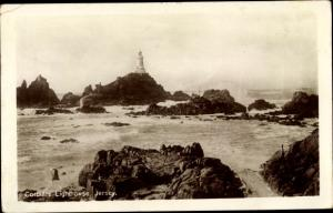 Ak Kanalinsel Jersey, The Corbiere Lighthouse