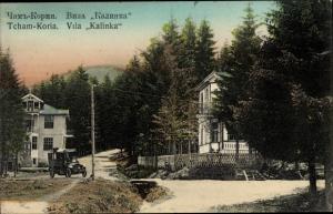 Ak Tscham Korija Borowez Bulgarien, Vila Kalinka