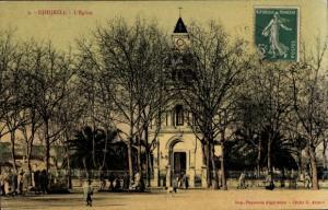 Ak Jijel Djidjelli Algerien, L'Eglise