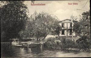 Ak Wendisch Rietz in Brandenburg, Scharmützelsee, Neue Mühle