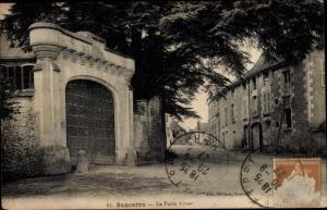 Ak Sancerre Cher, La Porte César