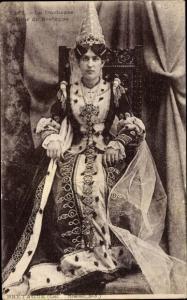 Ak La Duchesse Anne de Bretagne, Anne of Brittany