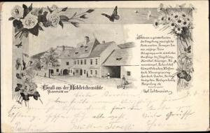 Künstler Ak Wild, R., Hinterbrühl in Niederösterreich, Höldrichsmühle, Inh. Carl Lichtenauer