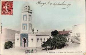 Ak Bougie Bejaia Algerien, La nouvelle Mosquee de Sidi Soufi