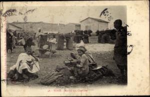 Ak Tunis Tunesien, Marche aux Charbons