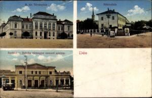 Ak Dej Burglos Des Rumänien, M. kir Tövenyhaz, Rakoczihaz, Szolnok