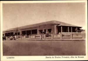 Ak Lobito Angola, Escola do Ensino Primario Rui de Sousa