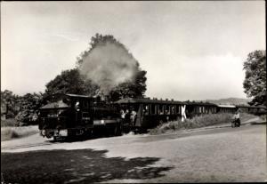 Ak Dampfeisenbahn, Kleinbahn 99 4631-0 auf der Insel Rügen