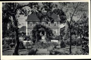 Ak Donrath Lohmar in Nordrhein Westfalen, Pension Haus Aggerburg