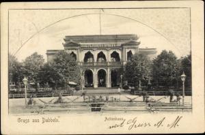 Ak Riga Lettland, Actienhaus