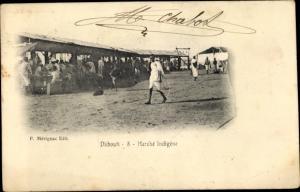 Ak Djibouti Dschibuti, Marche Indigene