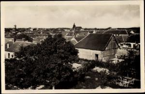 Ak Bazoches-les-Bray Seine et Marne, Vue generale