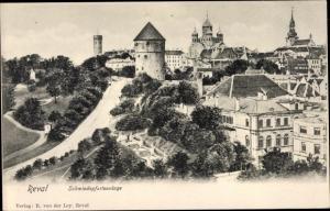 Ak Tallinn Reval Estland, Schmiedepforteanlage