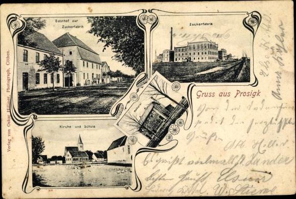Lady Südliches Anhalt