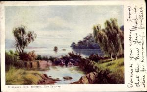 Ak Rotorua Neuseeland, Hinemoa's Bath