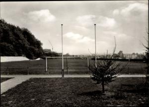 Ak Baunatal im Landkreis Kassel, Sportanlage, Fußballplatz