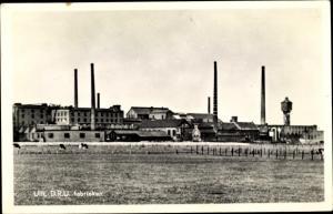 Foto Ak Ulft Gelderland Niederlande, DRU fabrieken