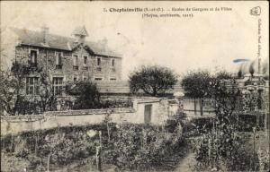 Ak Cheptainville Essonne, Ecoles de Garcons et de Filles