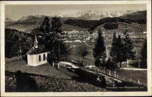 Ak Einsiedeln Kanton Schwyz Schweiz, Totalansicht