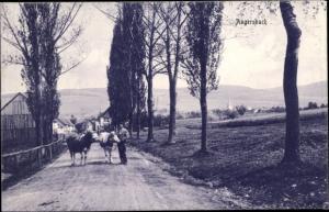 AK Ansichtskarte Angersbach Wartenberg Freibad Angersbach