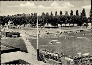 Ak Leverkusen in Nordrhein Westfalen, Freibad