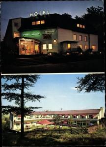 Ak Polch Kaisersesch im Landkreis Cochem Zell Rheinland Pfalz, Hotel Kurfürst