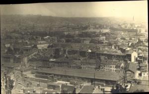Foto Ak Sofia Bulgarien, Panorama