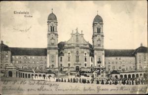 Ak Einsiedeln Kanton Schwyz Schweiz, Kloster