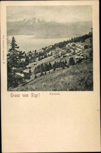 Ak Rigi Kaltbad Schwyz, Panorama