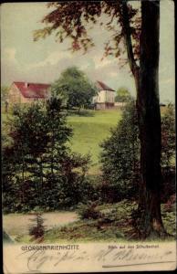 Ak Georgsmarienhütte in Niedersachsen, Schultenhof
